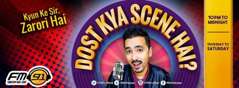 %5bpress-release%5d-radio-fm-91-comes-back-with-their-trademark-show-dost-kya-scene-hai